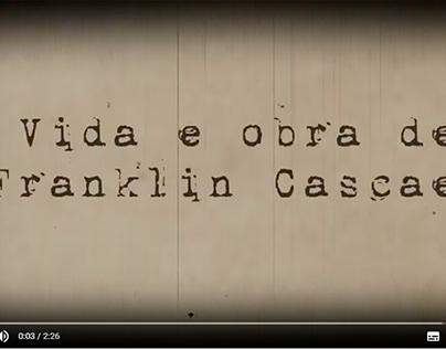 Animação Vida e obra de Franklin Cascaes