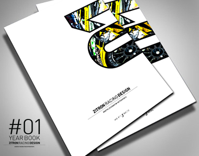 #01 YEARBOOK - ZITRON RACING DESIGN - 2015
