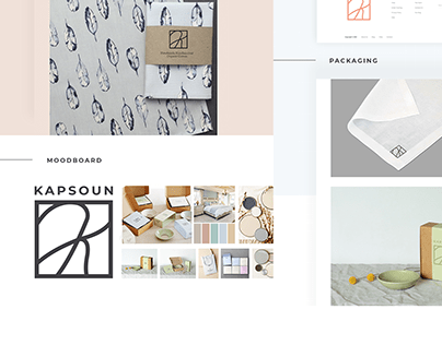 Web & Identity for KAPSOUN