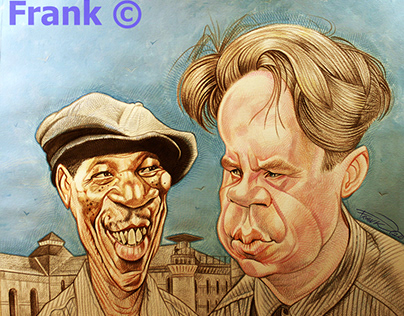 The Shawshank Redemption, by Frank