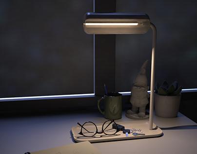 Desk Lamp for Muji