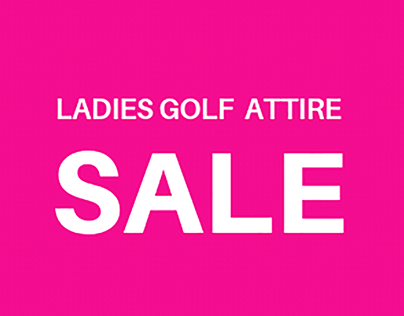 Golf Ladies First - Advertising Tiles
