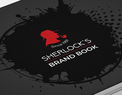 Sherlock's Branding