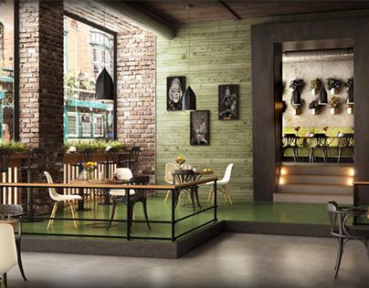 Green Cafe - Balat