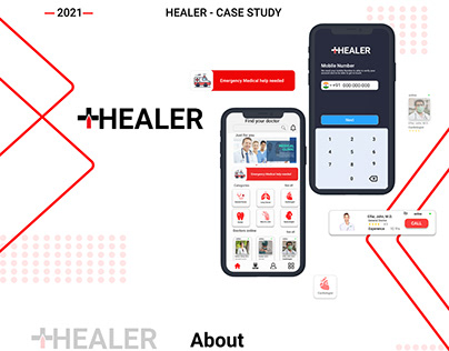 Healer - Online Appointment & Medical