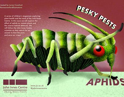 Pesky Pests: APHIDS