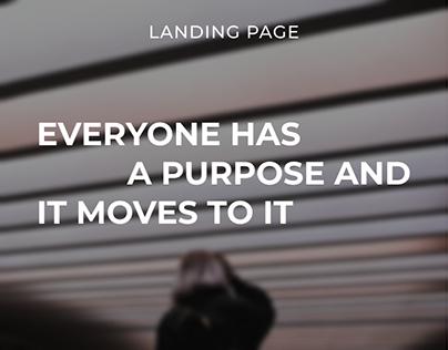 Landing Page Allotrioph