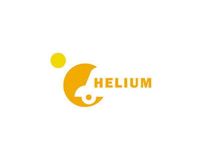 Diseño de logotipo para Helium