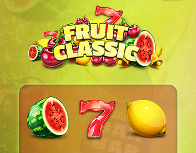 Scarlet Slots - Fruit Classic Slot Game by JumaPlay