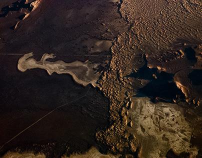 Great Basin Desert (Aerial)