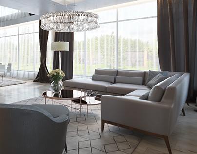 Djankoi apartment