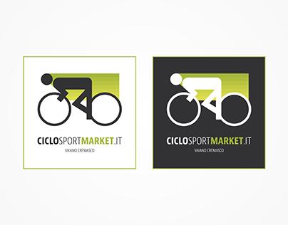 Rebranding del logo per Ciclo Sport Market