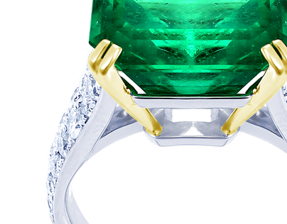 shooting and retouching of Jewelries photo