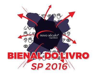 Bienal do Livro 2016 - Editora Novo Século