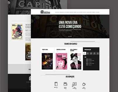 Cinemateca Capitólio Petrobras