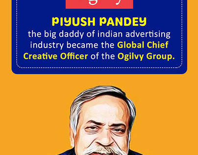 Global chief creative officer of the Ogilvy Group,