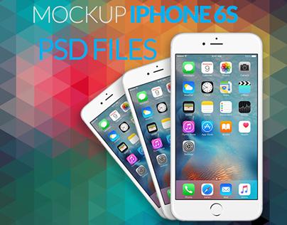 Mockup - IPhone 6S [PSD]
