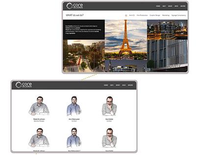 Core Studios/Corporate and Marketing communications