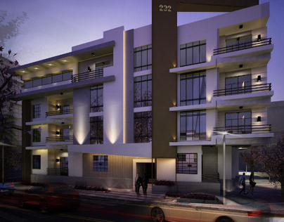 Residential Building | New Cairo