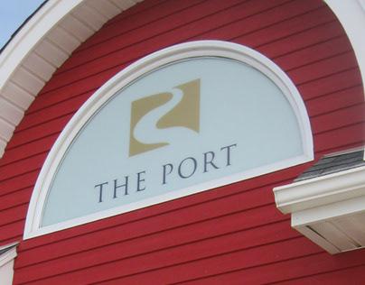 The Port Pub, identity and branding