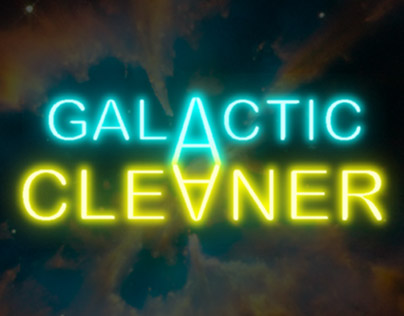Galactic Cleaner // Blend Jam