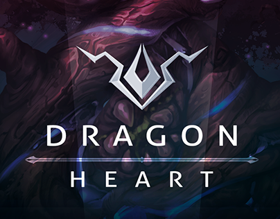 Dragon Heart: UI and Art Direction