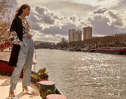 The House Boat on the Seine - L'Officiel Austria