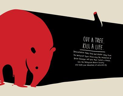 Cut A Tree, Kill A Life