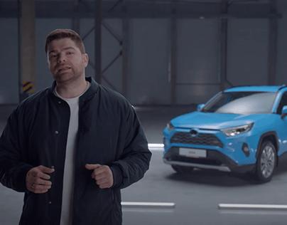 Toyota RAV4 Videobrochure