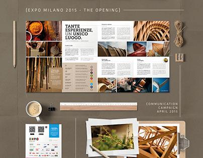 Expo Milano 2015 | Folded Paper