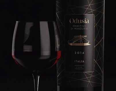 Odusia - Italian luxury wine