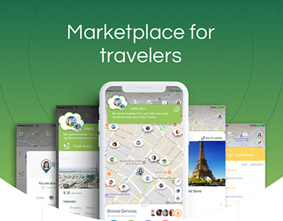 Marketplace for Travelers