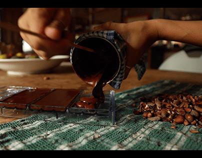 SECRET OF MAKING CHOCOLATE