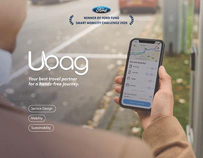 Ubag | Sustainable Baggage Service