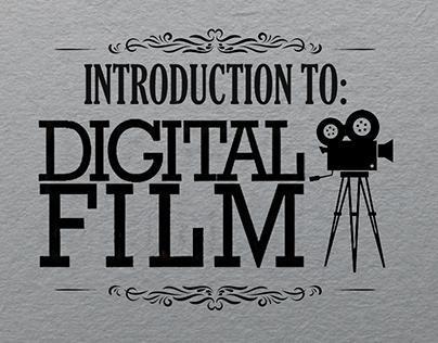 Digital Film Portfolio
