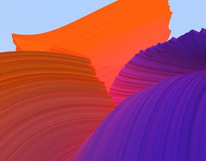 RND #gradients, #colors, #light, #sims