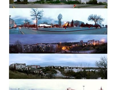 Panoramik Fotoğraf (Hacettepe Üniversitesi)