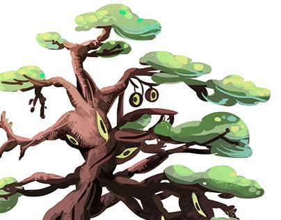 Eyetree Animation