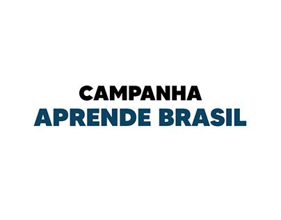"Campanha ""Aprende Brasil"" | Prefeitura de Guaraciaba"