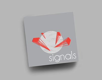 Signals - CD cover