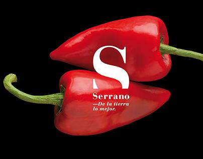 Serrano, delicatessen canned vegetables