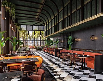 DSE Visualisation-Rockett Restaurant