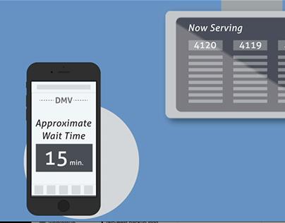 DMV Service Redesign