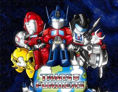 Transformers & Decepticons SD [IDW Forum]