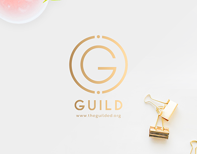 The Guild - Brand, Web Design & Marketing Materials