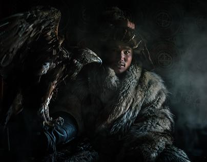 Kazakh Nomads of Western MONGOLIA