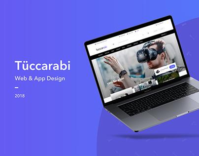 E-commerce Web & App Design