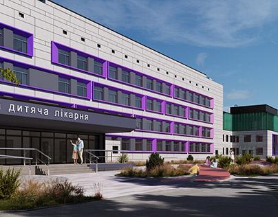 CRH ( Children's Regional Hospital)