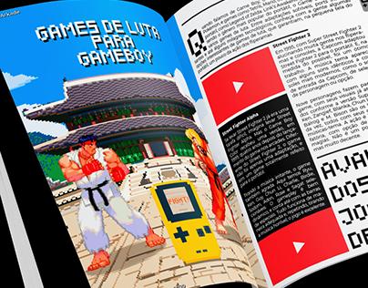 Design for Digital Article | Revista Arkade