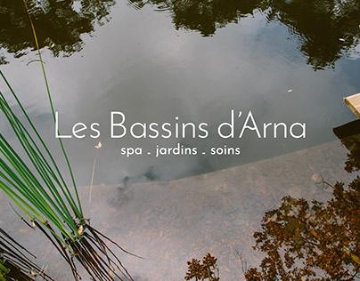 Les Bassins d'Arna